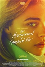 The Miseducation of Cameron Post Affiche de film