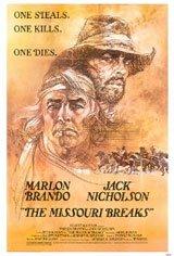 The Missouri Breaks Movie Poster