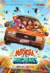 The Mitchells vs. The Machines (Netflix) Poster