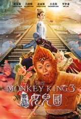 The Monkey King 3 Affiche de film