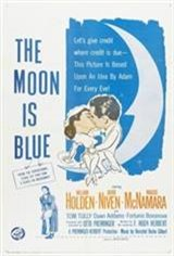 The Moon is Blue (1953) Movie Poster