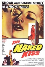 The Naked Kiss Movie Poster