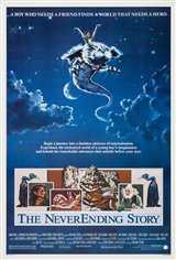 The NeverEnding Story Movie Poster