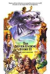 The Neverending Story II: The Next Chapter Movie Poster