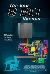 The New 8-bit Heroes Movie Poster