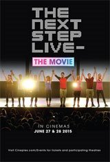 The Next Step Live - The Movie Movie Poster
