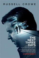 The Next Three Days Movie Poster