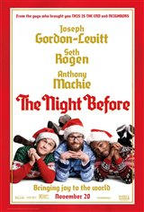 The Night Before Movie Poster Movie Poster