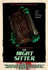 The Night Sitter Large Poster