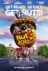 The Nut Job 2: Nutty By Nature Movie Poster Movie Poster
