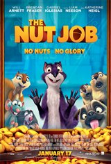 The Nut Job Movie Poster Movie Poster