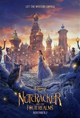 The Nutcracker and the Four Realms Movie Poster Movie Poster