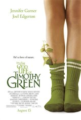 The Odd Life of Timothy Green Movie Poster