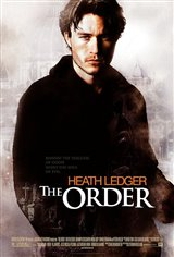 The Order Movie Poster Movie Poster