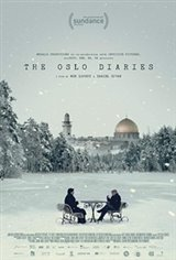 The Oslo Diaries Large Poster