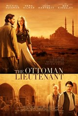 The Ottoman Lieutenant Movie Poster