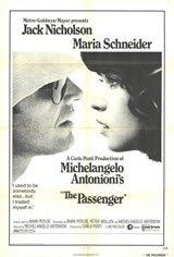 The Passenger Movie Poster