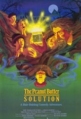 The Peanut Butter Solution Movie Poster