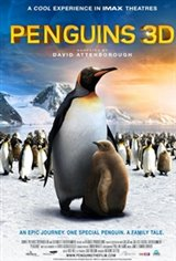 The Penguin King 3D Movie Poster