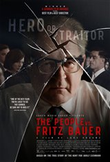 The People vs. Fritz Bauer Movie Poster