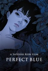 The Perfect Blue Movie Poster
