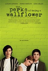 The Perks of Being a Wallflower Movie Poster Movie Poster