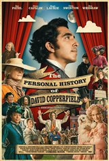 The Personal History of David Copperfield Affiche de film