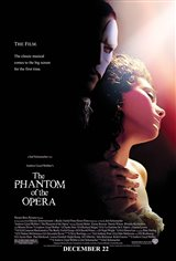 The Phantom of the Opera Movie Poster Movie Poster