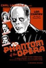 The Phantom of the Opera (1925) Movie Poster