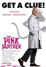 The Pink Panther Movie Poster