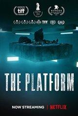 The Platform (El hoyo) Movie Poster
