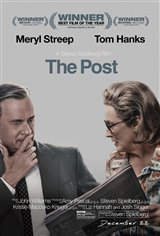 10. The Post Movie Poster