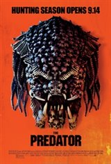 The Predator 3D Movie Poster
