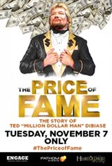 The Price of Fame Movie Poster