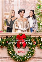 The Princess Switch: Switched Again (Netflix) Movie Poster