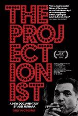 The Projectionist Affiche de film