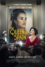 The Queen of Spain Movie Poster