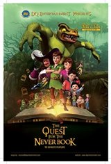 The Quest for the Never Book Movie Poster
