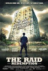The Raid: Redemption Movie Poster Movie Poster