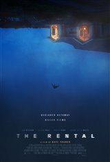 The Rental Movie Poster Movie Poster
