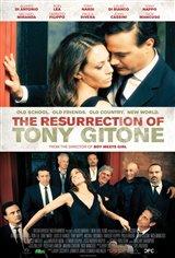 The Resurrection of Tony Gitone Movie Poster