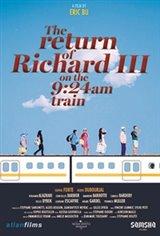 The Return of Richard III on the 9:24 am Train Affiche de film