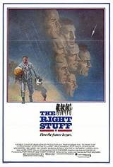 The Right Stuff Affiche de film