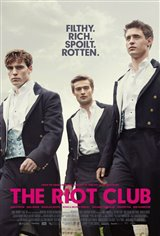 The Riot Club Movie Poster Movie Poster