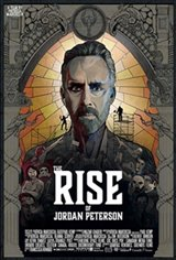 The Rise of Jordan Peterson Large Poster