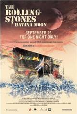 The Rolling Stones: Havana Moon Movie Poster