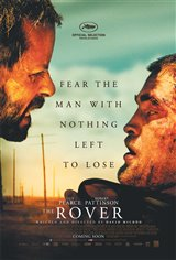 The Rover Movie Poster Movie Poster