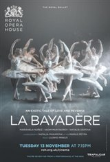 The Royal Ballet: La Bayadere Large Poster