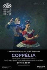 The Royal Opera House: Coppélia Large Poster