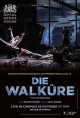 The Royal Opera House: Die Walküre Affiche de film